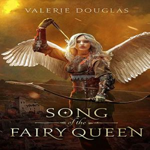 Song of the Fairy Queen audiobook cover art