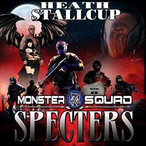 Specters audiobook cover art