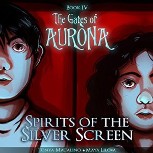 Spirits of the Silver Screen audiobook cover art