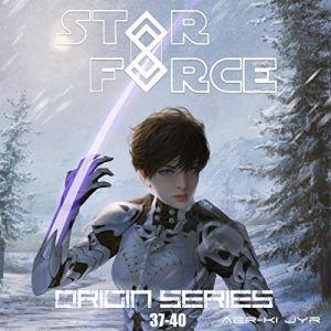 Star Force: Origin Series Box Set (37-40) audiobook cover art