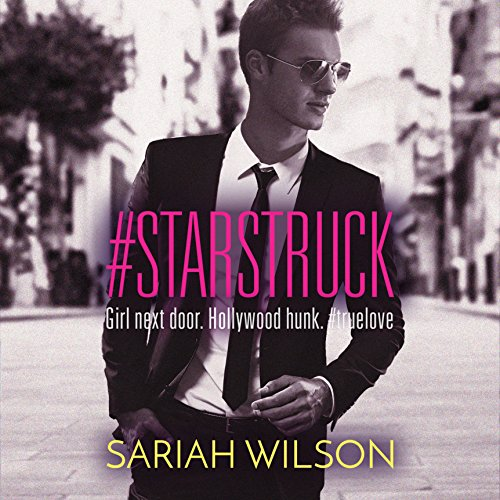 #Starstruck audiobook cover art