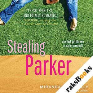 Stealing Parker audiobook cover art