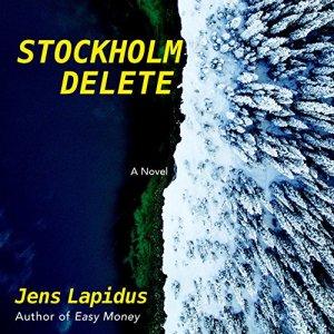 Stockholm Delete audiobook cover art