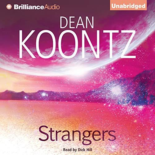 Strangers audiobook cover art