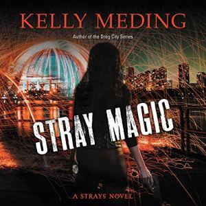 Stray Magic audiobook cover art