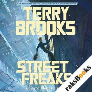 Street Freaks audiobook cover art
