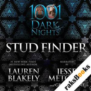 Stud Finder audiobook cover art