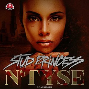 Stud Princess audiobook cover art
