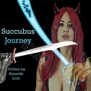Succubus Journey audiobook cover art
