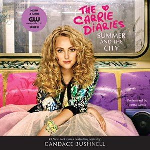 Summer and the City audiobook cover art