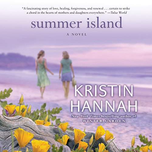 Summer Island audiobook cover art