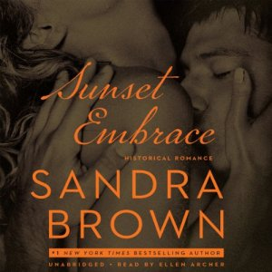 Sunset Embrace audiobook cover art