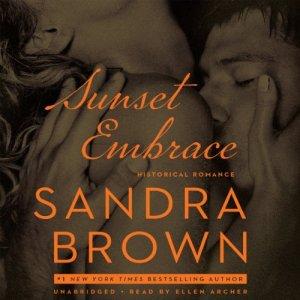 Sunset Embrace audiobook cover art