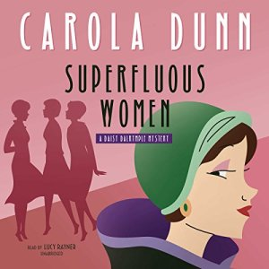 Superfluous Women audiobook cover art