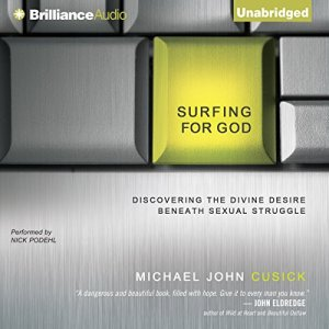 Surfing for God audiobook cover art