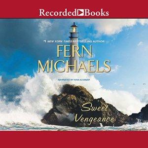 Sweet Vengeance audiobook cover art