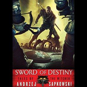 Sword of Destiny audiobook cover art