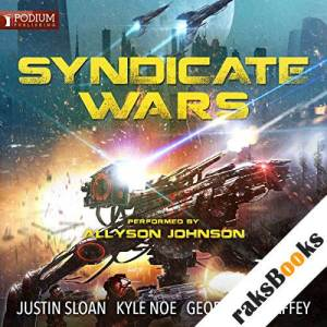 Syndicate Wars audiobook cover art