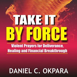 Take It by Force audiobook cover art
