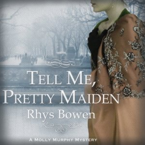 Tell Me, Pretty Maiden audiobook cover art