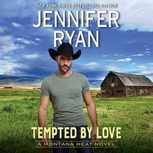 Tempted by Love audiobook cover art