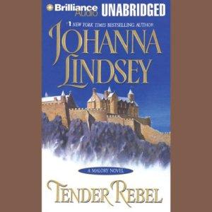 Tender Rebel audiobook cover art