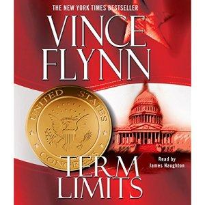 Term Limits audiobook cover art