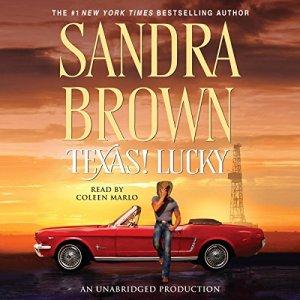 Texas! Lucky audiobook cover art