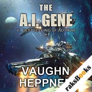 The A.I. Gene audiobook cover art