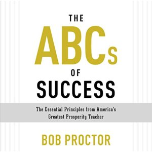 The ABCs of Success audiobook cover art