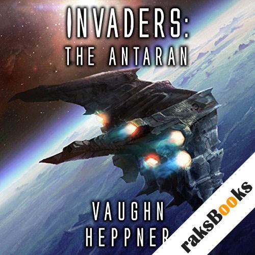 The Antaran audiobook cover art