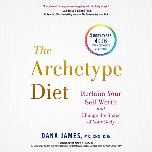 The Archetype Diet audiobook cover art