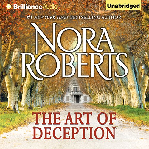 The Art of Deception audiobook cover art