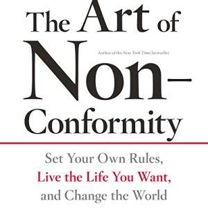 The Art of Non-Conformity audiobook cover art