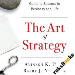 The Art of Strategy audiobook cover art