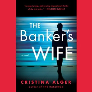 The Banker's Wife audiobook cover art