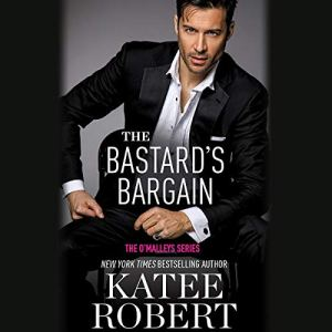 The Bastard's Bargain audiobook cover art