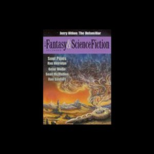 The Best of Fantasy and Science Fiction Magazine 2002  audiobook cover art