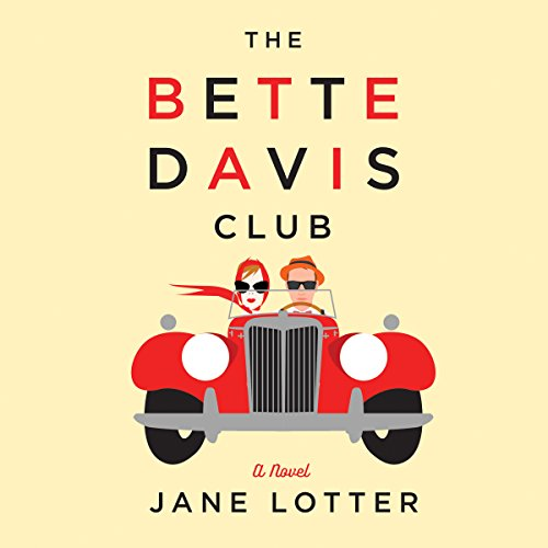 The Bette Davis Club audiobook cover art