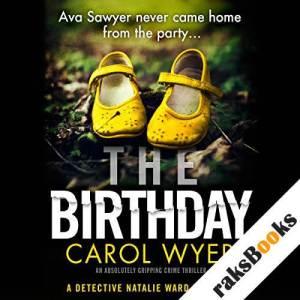 The Birthday audiobook cover art