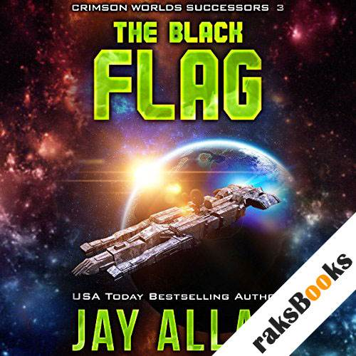 The Black Flag audiobook cover art