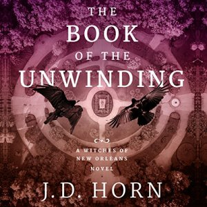 The Book of the Unwinding audiobook cover art