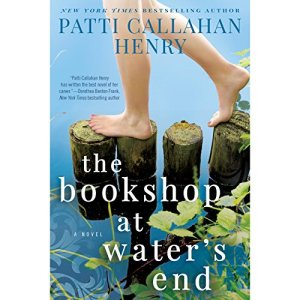 The Bookshop at Water's End audiobook cover art