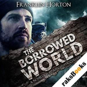 The Borrowed World audiobook cover art