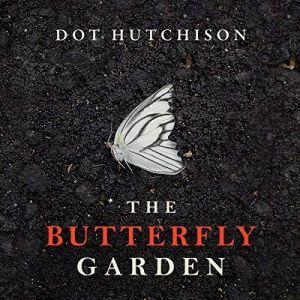 The Butterfly Garden audiobook cover art