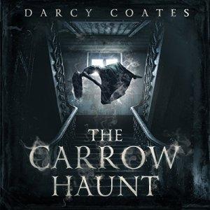 The Carrow Haunt audiobook cover art