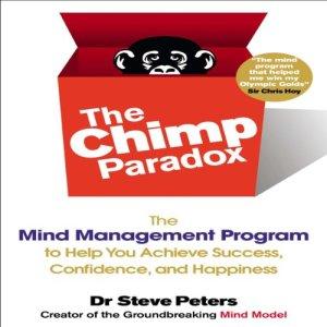 The Chimp Paradox audiobook cover art