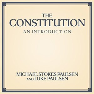 The Constitution audiobook cover art