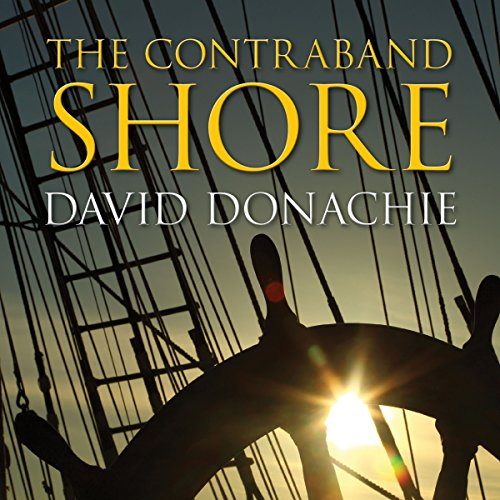 The Contraband Shore audiobook cover art