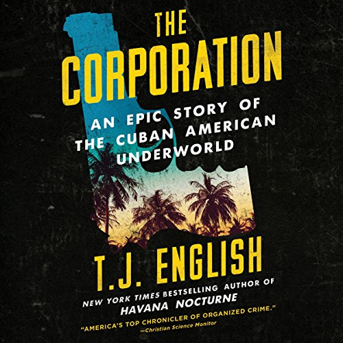 The Corporation audiobook cover art